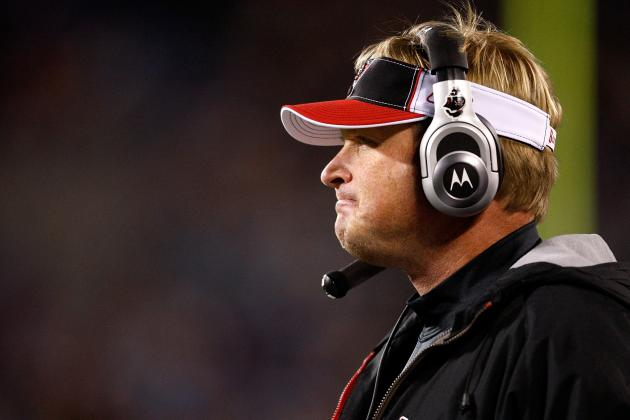Jon Gruden Fever Grows: Chucky Watched UT-Cocks on Flight