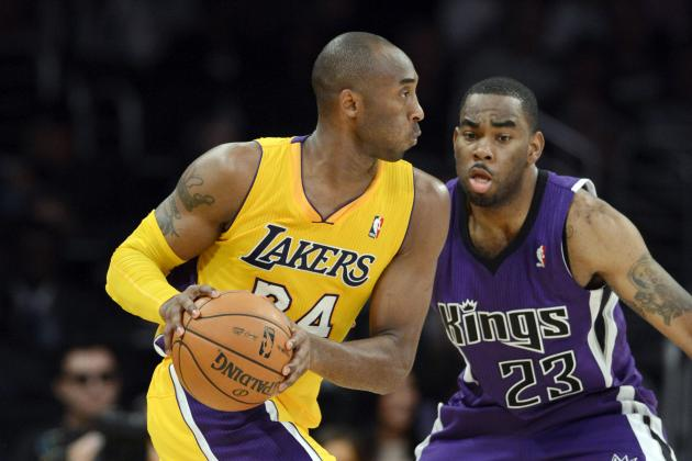 Kobe Bryant: Aging Star's Foot Injury Is Cause for Concern Moving Forward