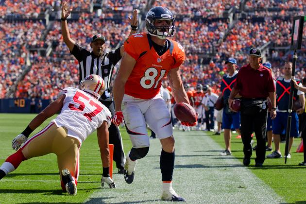 Joel Dreessen: Why Broncos TE Is a Must-Add to Any Fantasy Squad