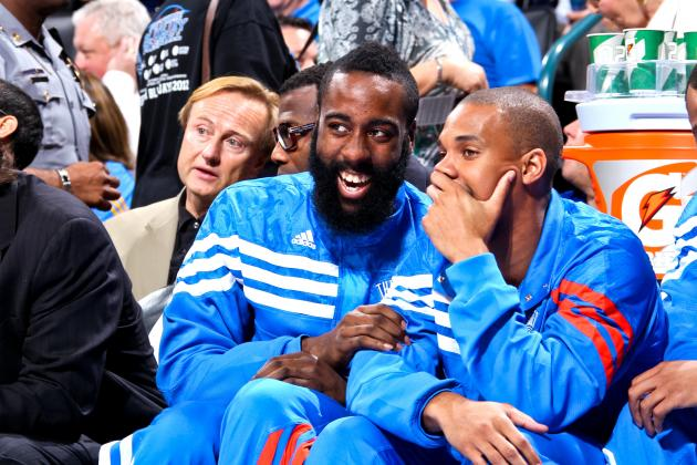 James Harden Reportedly Rejects 4-Year Deal With Thunder