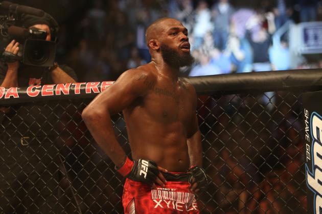 UFC: Is Jon Jones Receiving the Easy Road to Legendary Status?