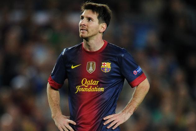 Rayo 0-5 Barcelona: Messi Reaches 300
