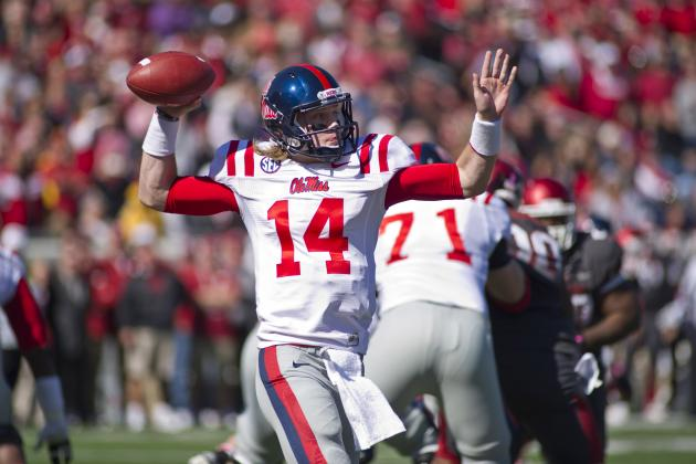Ole Miss vs. Arkansas: Two Straight SEC Wins Huge Boost of Confidence for Rebels