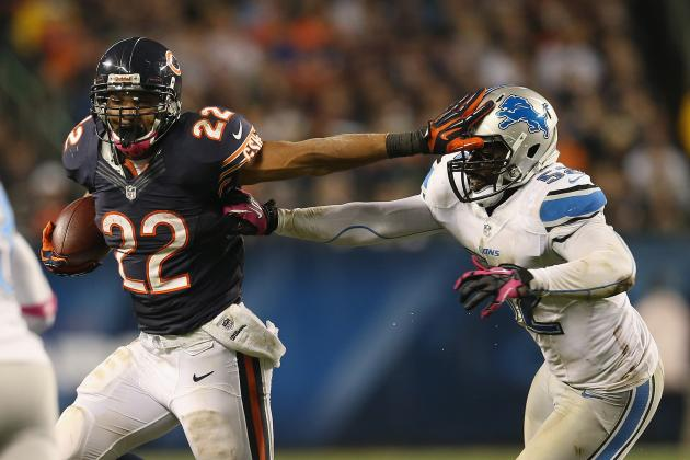 Fantasy Football Week 8 Projections: Matt Forte and RBs Set to Explode