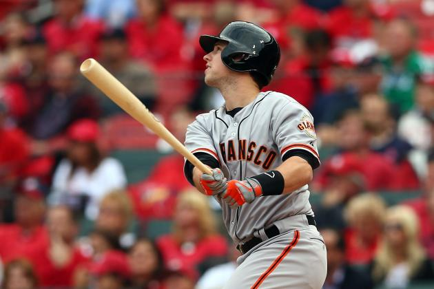 Posey Honored with Hank Aaron Award