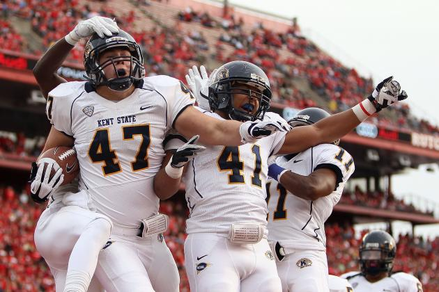 Kent State Defeats No. 15 Rutgers in Stunning Upset