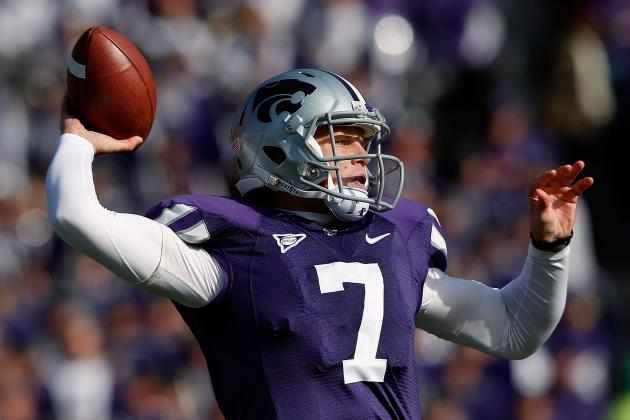 Heisman Watch 2012: Collin Klein Clear Favorite After Kansas State's Huge Win
