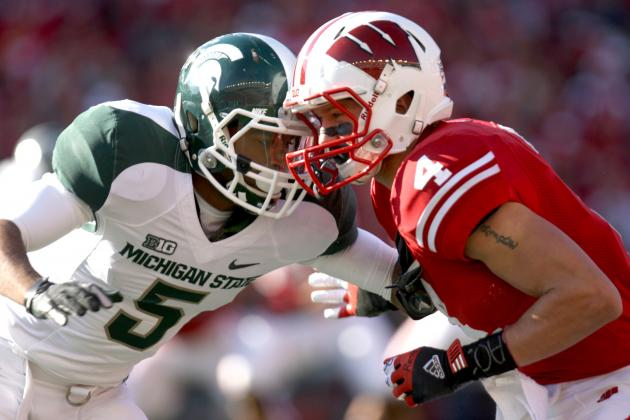 Michigan State vs. Wisconsin: Live Scores, Analysis and Results