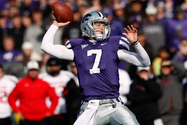 Texas Tech vs. Kansas State: Collin Klein Keeps Heisman Hopes Alive with Big Win