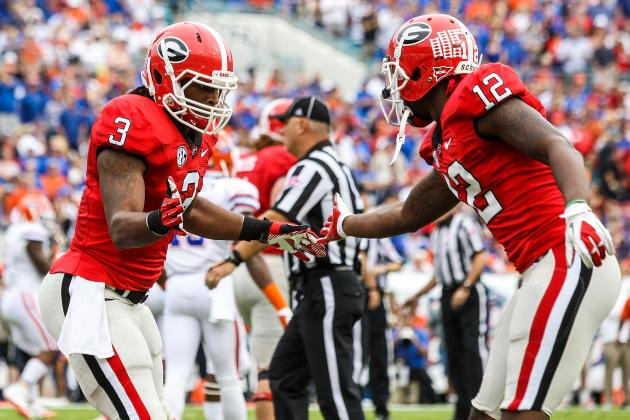 Georgia vs Florida: Live Scores, Analysis and Results