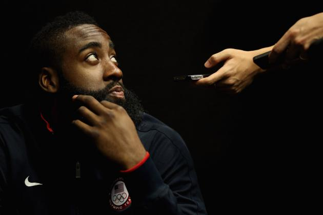 Why James Harden, Toronto Raptors Could Be a Perfect Match