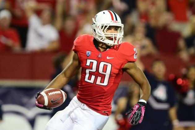 Austin Hill: Arizona WR Torches USC with 259-Yard Performance