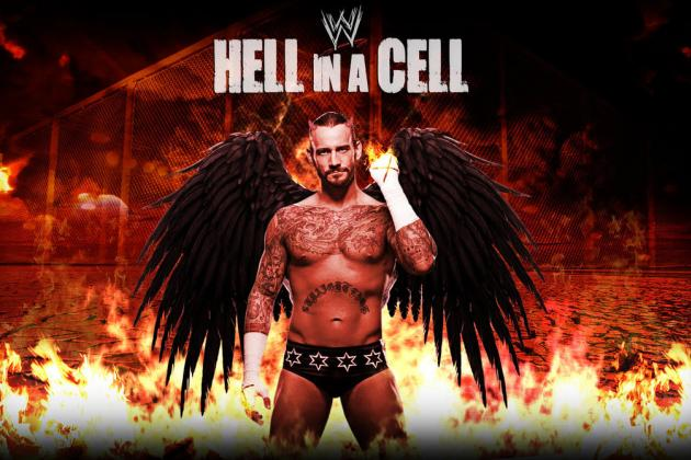 WWE Hell in a Cell 2012: Live Results, Reaction and Analysis