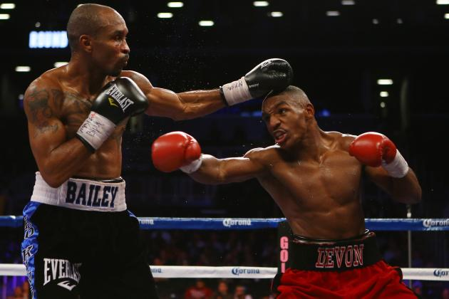 Devon Alexander vs. Kell Brook: Will the IBF Title Fight Actually Happen?