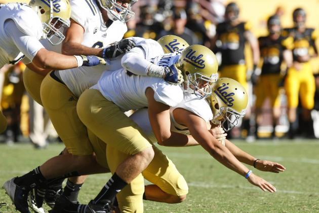 Fairbairn's Field Goal as Time Expires Lifts UCLA