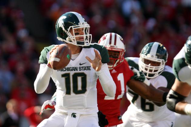 Michigan State vs Wisconsin: Victorious Spartans a Microcosm of 2012 Big Ten