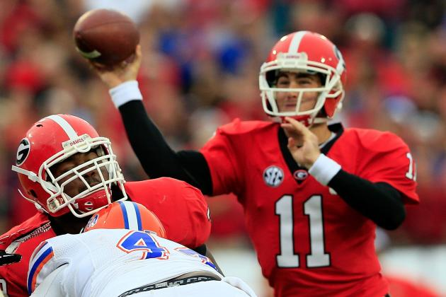 Florida vs Georgia: Will Bulldogs Go to BCS Championship If They Win Out?