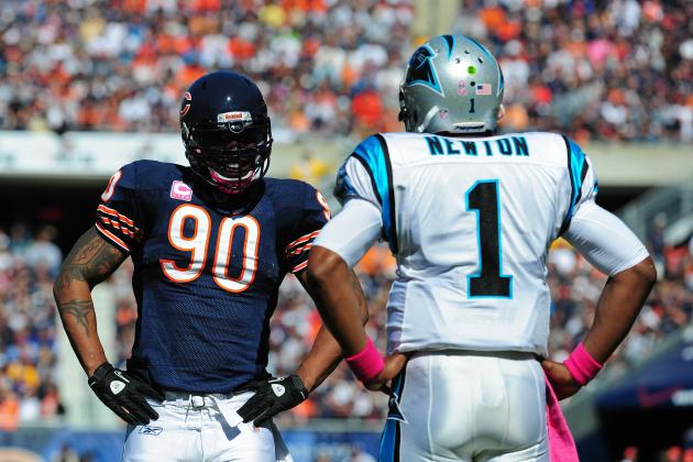 Chicago Bears vs Carolina Panthers: 5 Keys to the Game