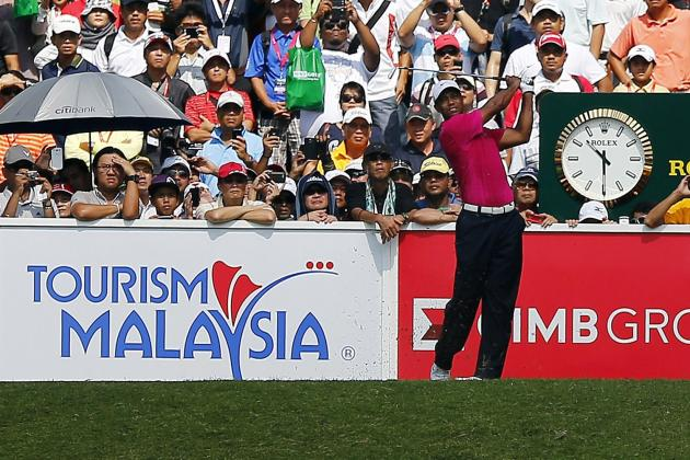 Asia Pacific Classic 2012: Tiger Woods Will Shock World with CIMB Classic Win