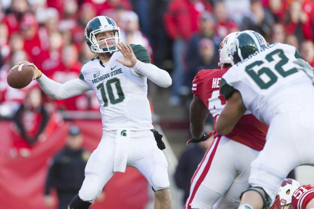 Michigan State vs. Wisconsin: Spartans' OT Win Keeps Bowl Hopes Alive