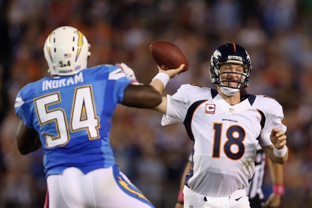 Peyton Manning: Broncos QB Is Legitimate MVP Candidate