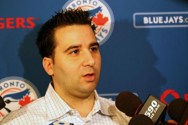 Busy Two Weeks Coming Up for Blue Jays GM Alex Anthopoulos
