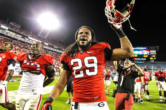 Georgia vs. Florida: Bulldogs Back in BCS Hunt, but 1 Loss Could Haunt Them