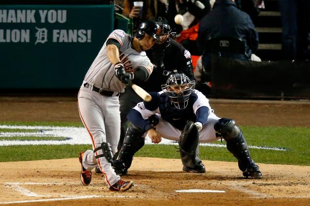 World Series 2012 Game 3: Live Score for San Francisco Giants vs. Detroit Tigers