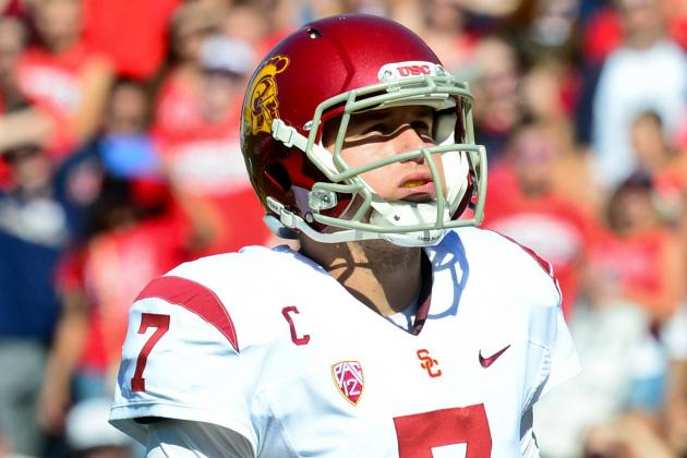 USC Football: If USC Can't Handle Arizona, Imagine What Oregon Is Going to Do