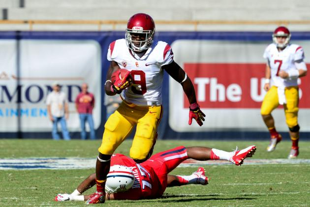 Marqise Lee: USC WR Sets Pac-12 Record with 345-Yard Performance vs. Arizona