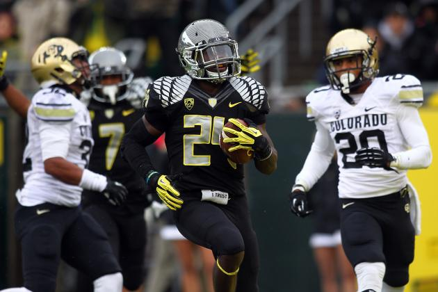 Colorado vs. Oregon: Buffalo Stomping Keeps Ducks in BCS Title Discussion