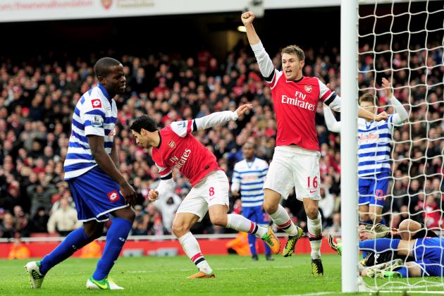 Arsenal vs. QPR: How Did the Gunners Fare in the 1-0 Win over the Hoops?