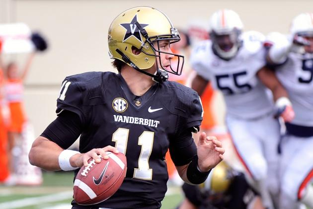 Vanderbilt Beats Massachusetts 49-7