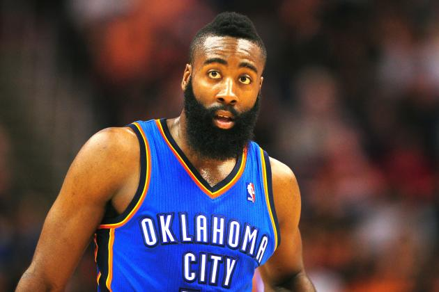 Thunder Trade James Harden to Houston Rockets