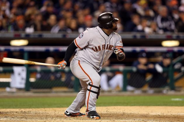 Pablo Sandoval Sets Postseason Franchise Record