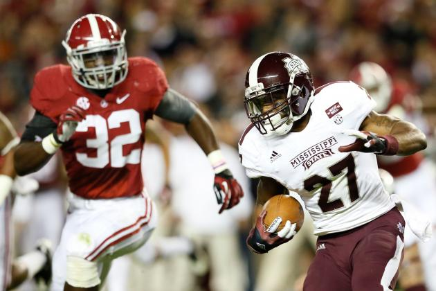 Alabama vs. Mississippi State: Score, Grades, Twitter Reaction and More