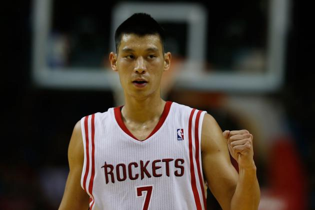 Jeremy Lin: How James Harden Trade Impacts Rockets' New PG