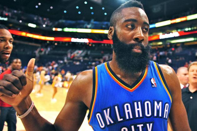 James Harden Trade: Winners and Losers of Blockbuster Deal