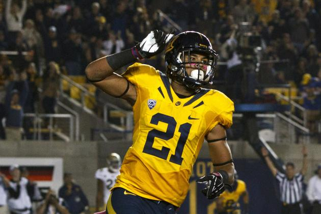 Keenan Allen Becomes Schools All-Time Leader in Receptions