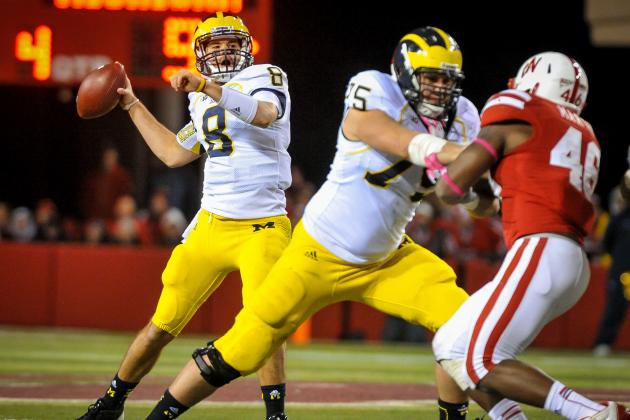 Nebraska Drubs Michigan: Hoke Should Take Blame for Bellomy's Ineffectiveness