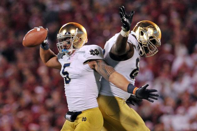 Notre Dame vs. Oklahoma: Score, Grades, Twitter Reaction and More