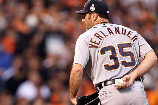 World Series: Should Justin Verlander Start Game 4 for the Detroit Tigers?