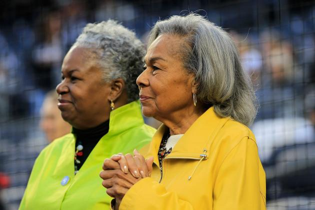 Jackie Robinson's Daughter to Join Dodgers' Board