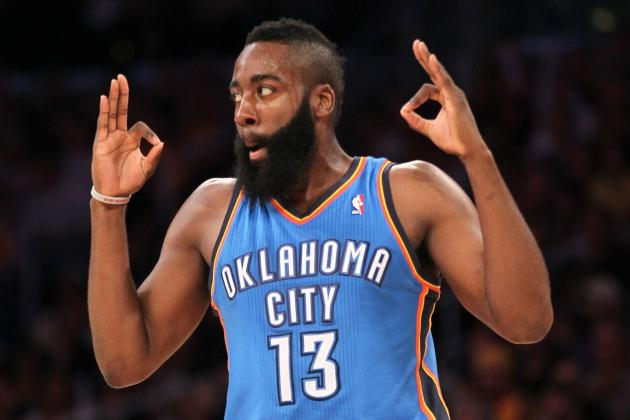Will James Harden Trade Allow Houston Rockets to Join NBA's Elite Teams?
