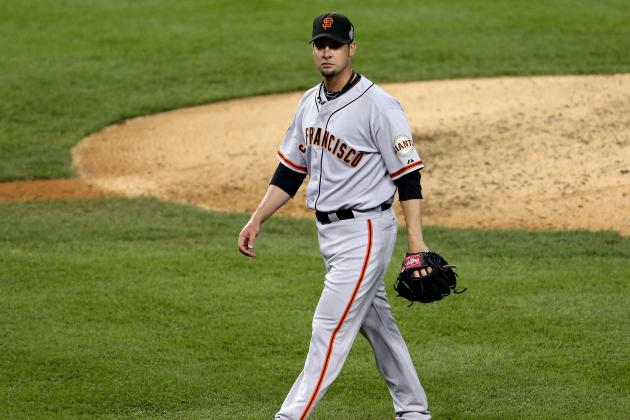 Is Ryan Vogelsong's 2012 Playoff Run More Impressive Than Matt Cain's in 2010?