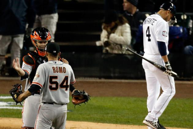 Is the Giants' Pitching This Red Hot, or Is Tigers Offense Just This Ice Cold?
