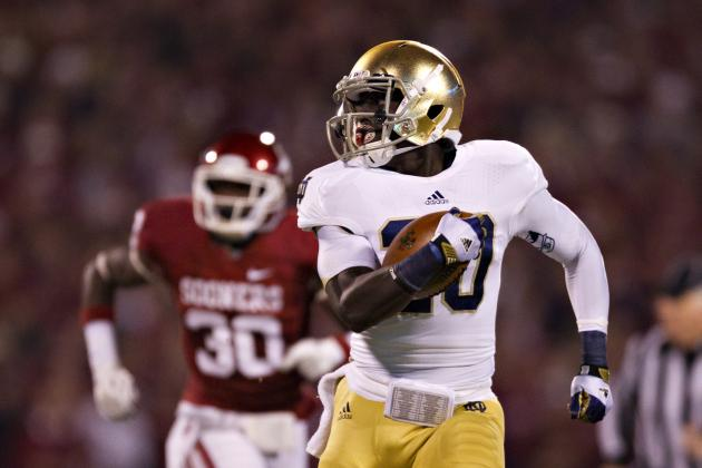 2012 NCAA College Football Polls: Week 10 BCS Rankings for Notre Dame or Oregon