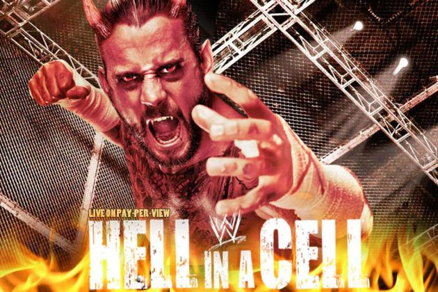 CM Punk vs. Ryback and More: Grading the Build of WWE Hell in a Cell