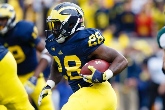 Michigan Football: Offensive Stars Who Must Step Up for Wolverines vs. Minnesota