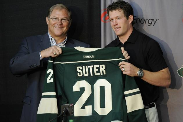 NHL Lockout: Ryan Suter's Criticism of League Owners Is Spot on